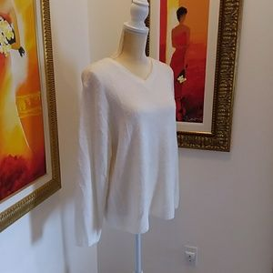 Croft and barrow textured sweater